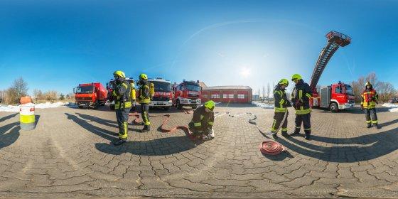 Play '360° - Freiwillige Feuerwehr
