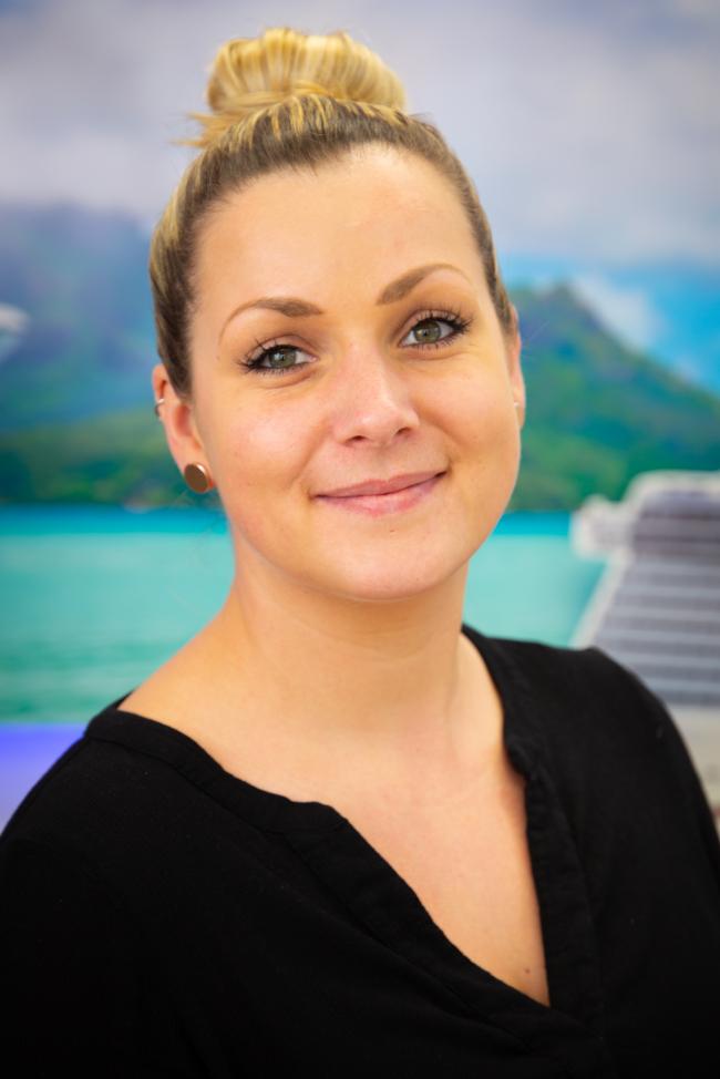 Christin Pünjer leitet das VR Reisebüro in Templin und berät Sie gerne bei der Planung und Buchung ihrer nächsten Reise