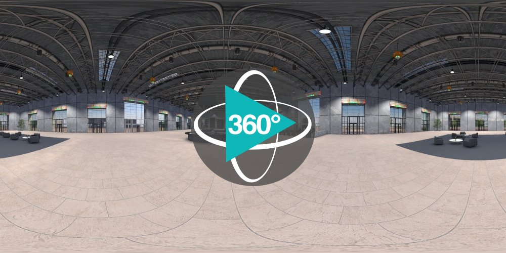 360° - Virtuelle Messe