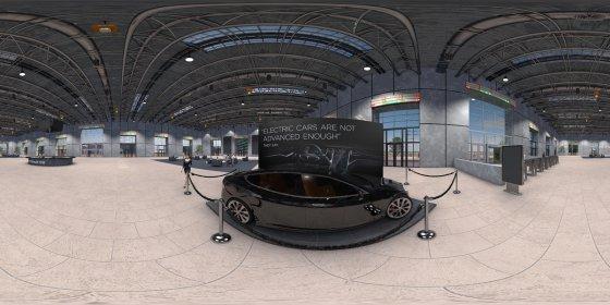 Play '360° - Virtuelle Messe