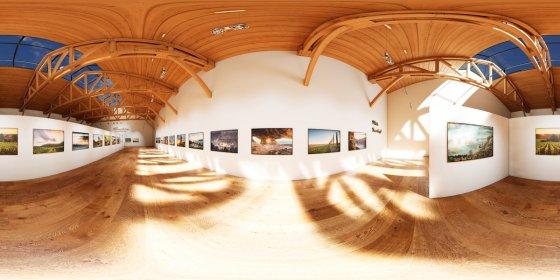 Play '360° - Kunst Ausstellung