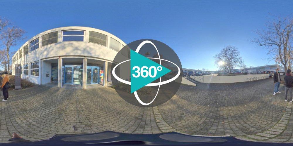 Play '360° - Rundgang EH Ludwigsburg - Campus Reutlingen