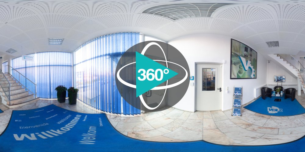 Play '360° - Let's go digital - VOLZ Hausmesse 2.0